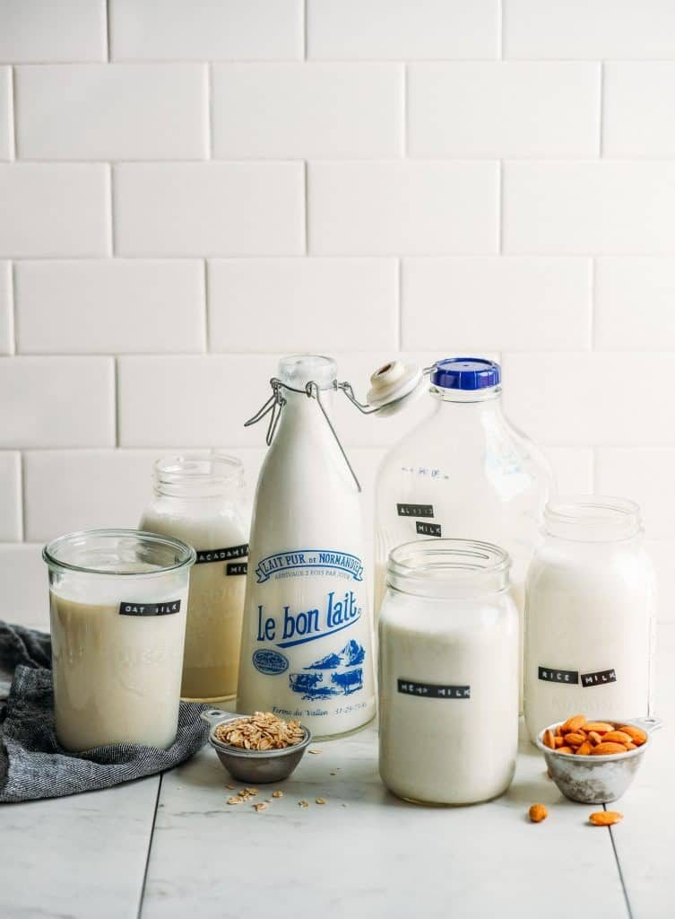 A Guide to Making Dairy Free Milk by Minimalist Baker. Are you going vegan for a month this January? Here are 31 easy vegan recipes to try this veganuary!